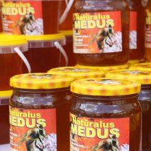 Ar praėjusio sezono medus – blogesnis už šviežią?
