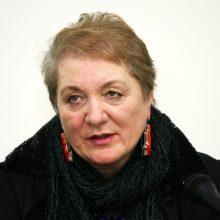 Poetė signatarė V. Jasukaitytė bus palaidota Antakalnio kapinėse