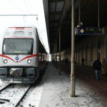 Savaitgaliais pradeda kursuoti traukiniai Vilnius-Daugpilis