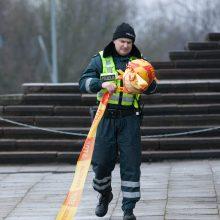 Savaitgalį Vilniuje nužudytas vyras