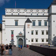 Valdovų rūmai planuoja atverti visas muziejaus erdves