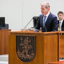 Opozicija piktinasi dėl pokalbių įrašinėjimo Vilniaus tarybos salėje
