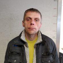 Neseniai iš kalėjimo ištrūkęs kišenvagis vėl įkliuvo su įkalčiais