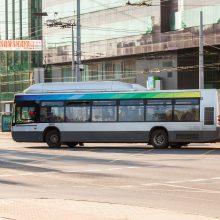 Nuo pirmadienio keičiami dalies autobusų maršrutų tvarkaraščiai