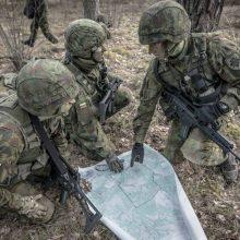 Lietuvos kariai treniruosis Vokietijoje