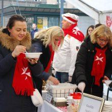"""""""Maltiečių sriuba"""" kviečia vaišintis ir dalintis gerumu"""