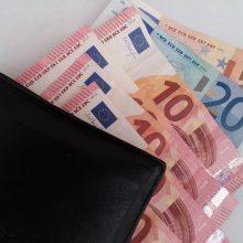 Iš panevėžiečio sporto klube pavogta turto už 515 eurų