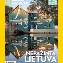 """Daugiau nei 100 """"National Geographic"""" puslapių – apie Lietuvą!"""