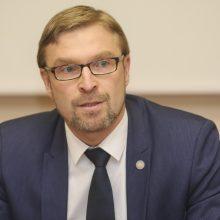Ministerija nutraukė sutartį su J. Pagojaus įmone, tiriama kanclerės veikla