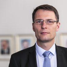 Teisingumo ministras Elvinas Jankevičius
