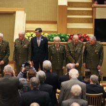 Spręs, ar bausti rusų televizijas dėl Lietuvos partizanų šmeižto
