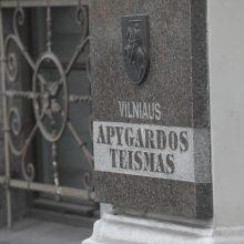 Dirbti Vilniaus apygardos teisme pretenduoja apylinkių teisėjai