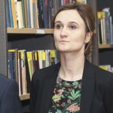 Į Seimo valdybos darbą įsijungs opozicijos lyderė V. Čmilytė-Nielsen
