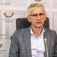 Į Vilniaus merus kandidatą kelia ir byrantis Liberalų sąjūdis