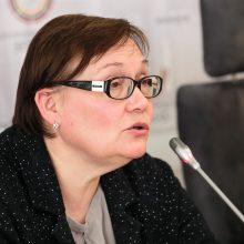 A. Maldeikienė rengia mitingą ginti imigravusius verslininkus