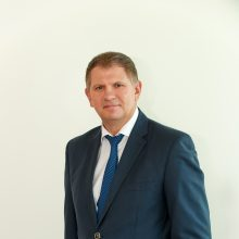 Dabartinis ligoninės direktorius Narimantas Markevičius