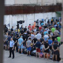 Vyriausybė atvėrė kelią kalėjimų pertvarkai