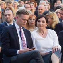 Prašo aiškintis G. Landsbergio uošvio įdarbinimo aplinkybes