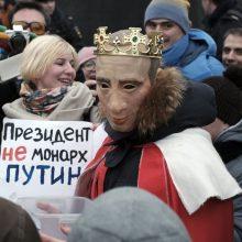 A. Navalno mitingai Rusijoje viešinti iš Lietuvos
