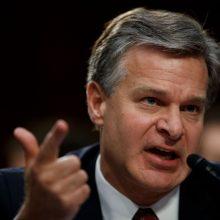 FTB vadovas: ką besakytų Putinas ar Trumpas, Rusija kišosi į rinkimus