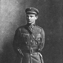 Karininkui J. Variakojui – Panevėžio garbės piliečio vardas