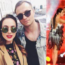 """TV šou """"2 barai"""" įsimylėjėliai J. Mocka ir V. Šaulytė: po metų jausmai dar stipresni"""