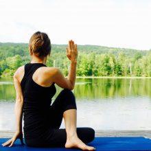 Streso valdymui – valingo dėmesingumo ugdymas