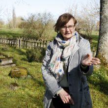 Kapinėse – botanikos sodas?