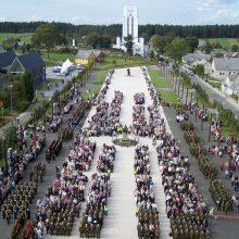 Didžiuosius Šiluvos atlaidus vainikuos Padėkos ir lietuvių pasaulyje diena