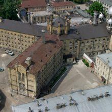 Lukiškių kalėjimo teritorijos patrauklumas – abejotinas: koją kiša draudimai