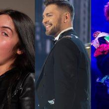 """Paaiškėjo """"Eurovizijos"""" nacionalinės atrankos dalyviai"""