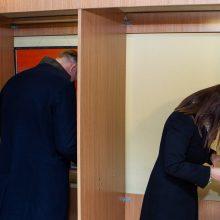 Savivaldos rinkimai: VRK perspėja dėl apsimetėlių