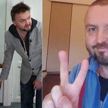Vėžiu sergantis Stano dėkoja už palaikymą: bet kokį skausmą galima iškęsti