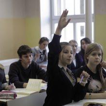 Latvijos parlamentas pritarė laipsniškam perėjimui prie ugdymo tik latvių kalba