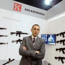 JAV taikys sankcijas Rusijos įmonėms ir tarnyboms