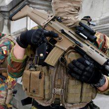 Kovodama su Rusijos šnipinėjimu, Belgija gali pakeisti karių kasdienybę