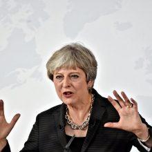 """""""Brexit"""" derybose bus siekiama didesnio aiškumo"""