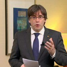 Buvęs Katalonijos lyderis gali pakenkti Ispanijos ir Belgijos santykiams