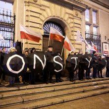 Lenkija mato galimybę dėl  teismų sistemos pasiekti kompromisą su ES