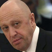 Rusų laikraštis: JAV kaltinamas J. Prigožinas užsakė užpuolimų ir nužudymą