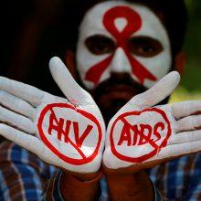 Galvos skausmą kelia ir AIDS plitimas, ir galimybės gydytis