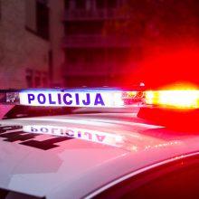 Vilniaus rajone automobilis mirtinai sužalojo jauną vyrą