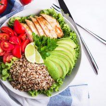 Dietologė įvardijo dešimt sveikos mitybos principų