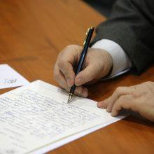 Vyriausybės plane – lietuvių kalbos mokymo, prestižo stiprinimas