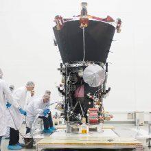 NASA zondas praskriejo rekordiškai arti Saulės