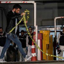 Penkios dar likusios nužudyto Turkijos žurnalisto bylos paslaptys