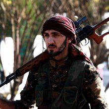 """Ekspertai: """"Islamo valstybė"""" nesutriuškinta, ji transformuojasi"""