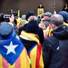 Ispanijoje plečiamas tyrimas dėl Katalonijos separatistų