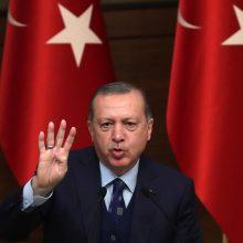 Jei bus perrinktas, Turkijos prezidentas žada stiprinti ryšius su Europa