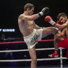 Bušido turnyre – S. Maslobojevo pergalė, lietuvių dominavimas ir turko akibrokštas